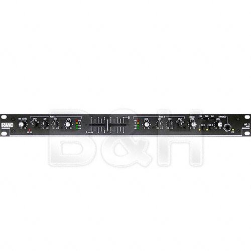 rane mp2 rack mountable mixer preamp mp2 b h photo video rh bhphotovideo com
