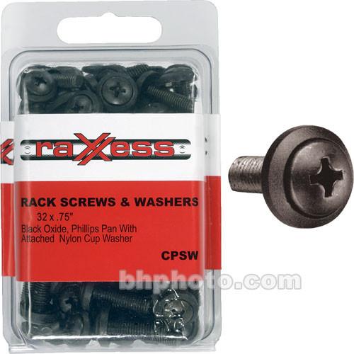 Raxxess Pan Head Screws, Model CPSW-100, 100 Screws CPSW-100 B&H