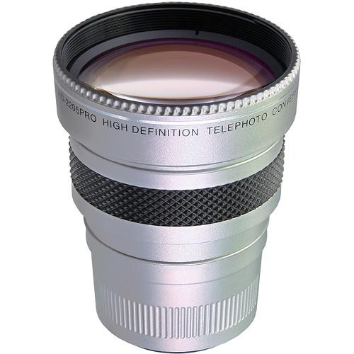 Raynox Hd2205 37mm 22x Telephoto Converter Lens Hd 2205 Bh