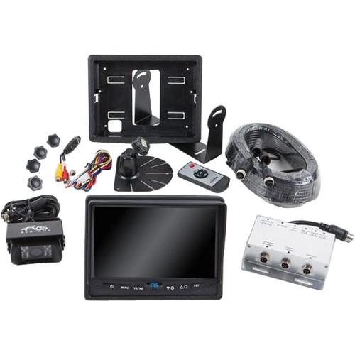 Backup Camera System >> Rear View Safety 480tvl Backup Camera System Rvs 7706133 B H