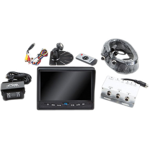 Rear View Safety 540tvl Backup Camera System Rvs 770613 B Amp H