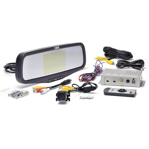 Car Camera System >> Rear View Safety Car Camera System With Mirror Rvs 776618 B H