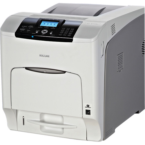 Ricoh Aficio SP C430DN Network Color Laser Printer 406654 B&H