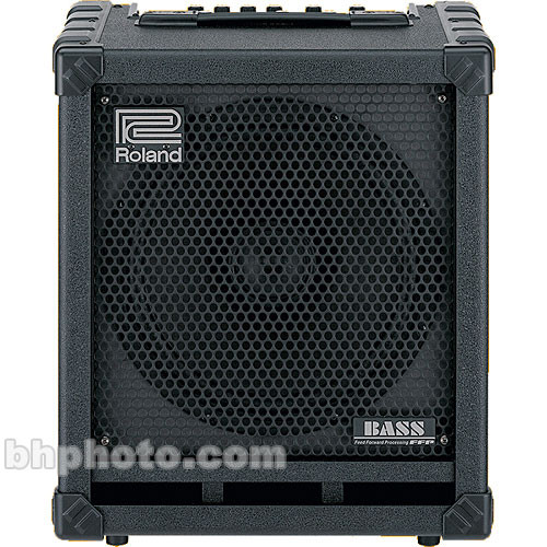 roland cube 100 100w bass guitar amplifier cb 100 b h photo video. Black Bedroom Furniture Sets. Home Design Ideas