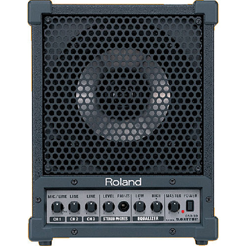 roland cm 30 cube active monitor speaker cm 30 b h photo video. Black Bedroom Furniture Sets. Home Design Ideas