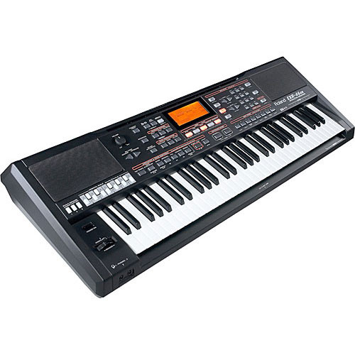roland exr 46 or 61 key interactive arranger keyboard exr 46or. Black Bedroom Furniture Sets. Home Design Ideas