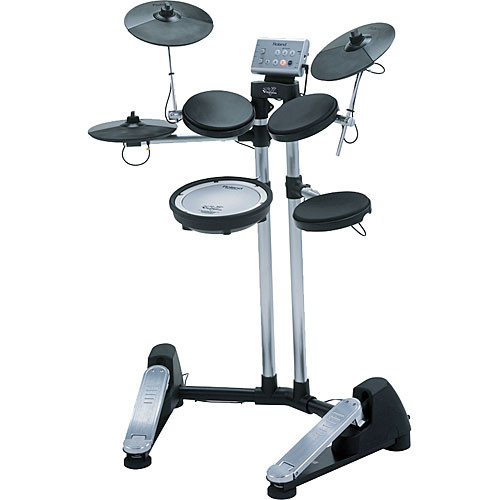 Roland Hd 1 V Drums Lite All In One Electronic Drum Kit Hd 1