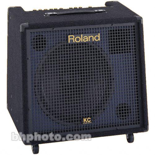 roland kc 550 180w keyboard amplifier submixer kc 550 b h. Black Bedroom Furniture Sets. Home Design Ideas