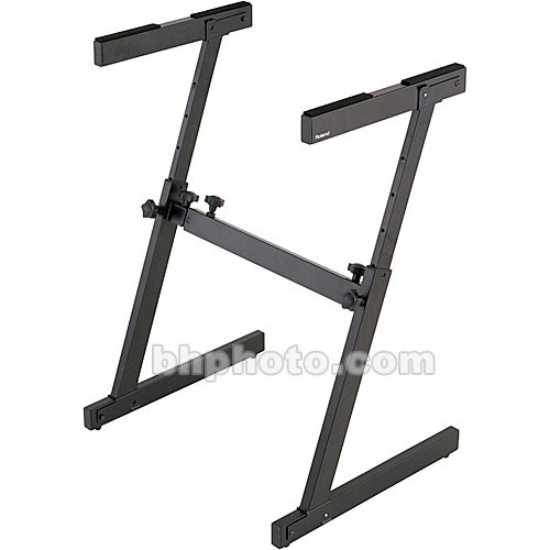 roland ks 18z keyboard stand ks 18z b h photo video. Black Bedroom Furniture Sets. Home Design Ideas