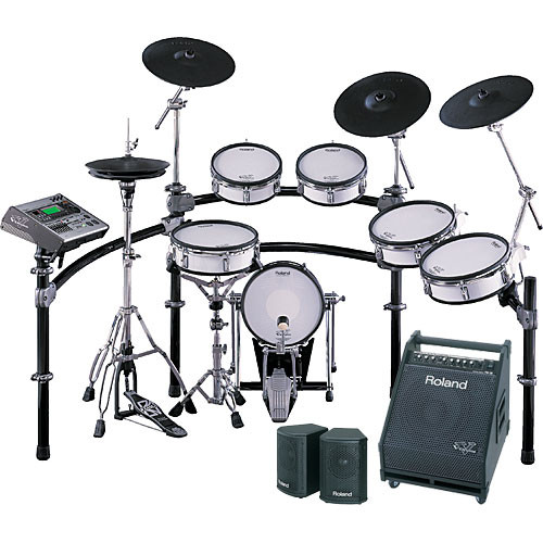 Roland V Drums Td Kv V Tour Set