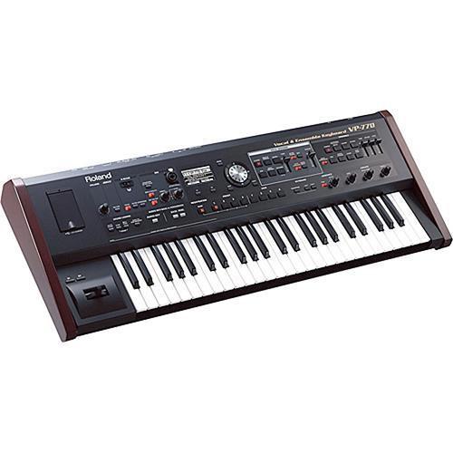 Roland VP 770 Vocal Amp Ensemble Keyboard With 49 Keys VP770