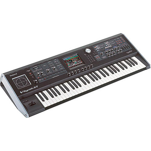 Roland Keyboard 2019 : roland v synth gt 61 key elastic audio synthesizer v synthgt ~ Hamham.info Haus und Dekorationen