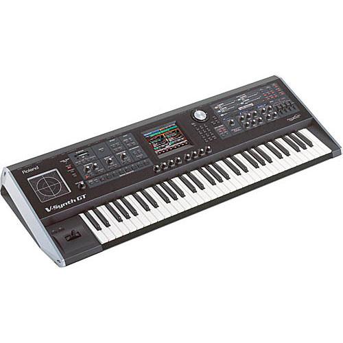 Best Keyboard Synthesizer Workstation : roland v synth gt 61 key elastic audio synthesizer v synthgt ~ Vivirlamusica.com Haus und Dekorationen