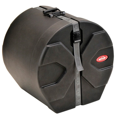 Skb floor tom case 12 x 16 black 1skb d1416f b h photo for 16 x 12 floor tom