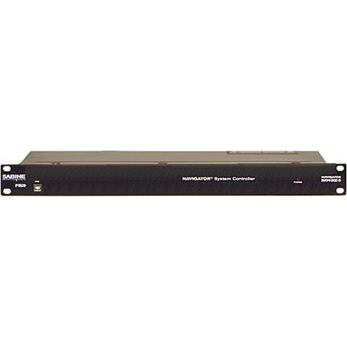 Sabine Navigator NAV4802-SU - Multi-Function DSP NAV4802-S ...