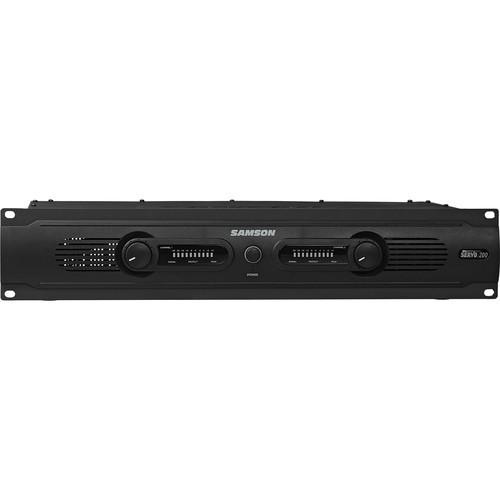 Monacor - SA-200 - Universal Stereo Amplifier | eBay