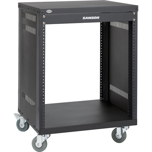 Samson Steel Studio Rack Stand Sasrk12 B Amp H Photo Video