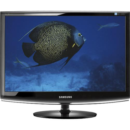"""Samsung SyncMaster 2433BW 24"""" Widescreen LCD Computer Display (Black)"""
