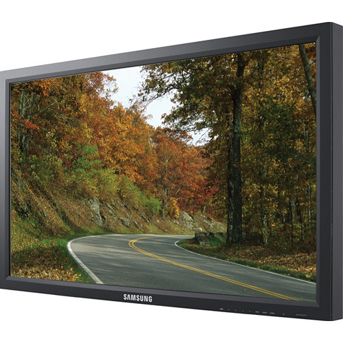 Samsung Commercial Displays >> Samsung 400fp 3 40 Commercial Lcd Display 400fp 3 B H