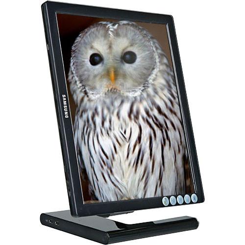 Samsung 971P LCD Monitor Linux