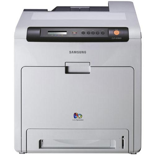 Samsung CLP-610ND Printer Update