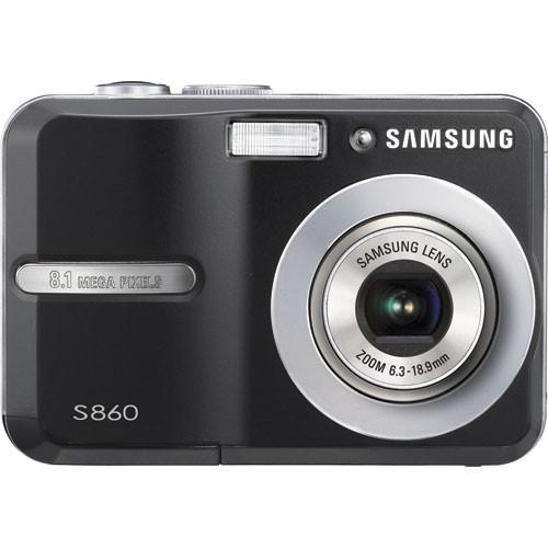 samsung s860 digital camera black ec s860zbba us b h photo rh bhphotovideo com Samsung S860 Camera samsung camera s860 user manual