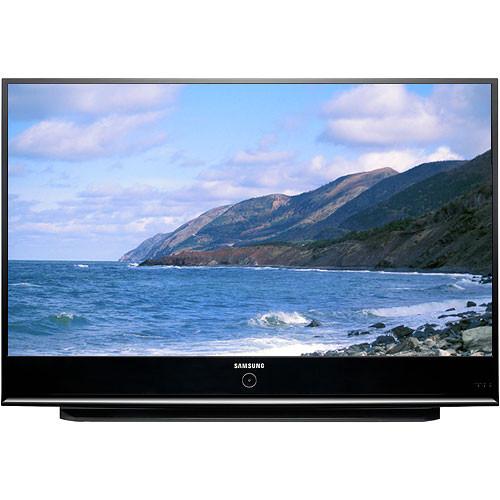 samsung hl72a650s 72 1080p dlp tv hl72a650c1fxza b h photo rh bhphotovideo com Samsung DLP 50 Inch TV Samsung 61 Inch DLP TV