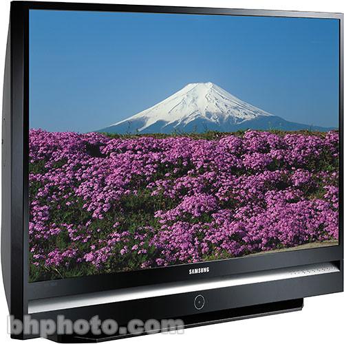 samsung hl s5687w 56 widescreen 1080p dlp hdtv hls5687w rh bhphotovideo com samsung hl-s5687w lamp Samsung HL-S5687W Turns Off
