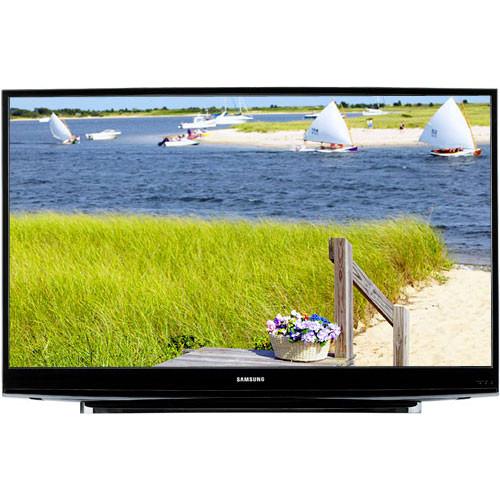 samsung hl t6176s 61 1080p dlp hdtv demo hlt6176s b h rh bhphotovideo com 46 Samsung LED DLP Model DLP 51 HL Samsung R6156w