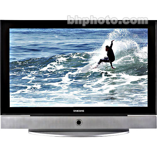 samsung hpr4252 42 high definition plasma tv hpr4252 b h rh bhphotovideo com 48 Inch Samsung Plasma TV Samsung TV Model Numbers