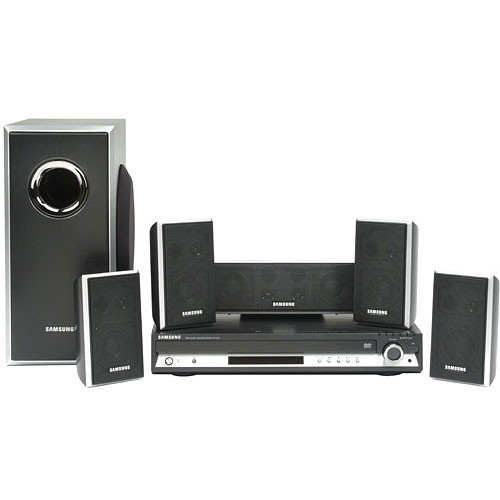 Samsung Dvd Home Theater System Ht Q