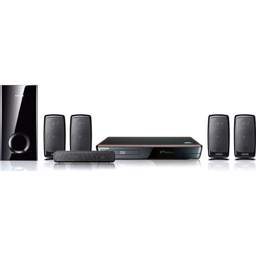 samsung ht bd1250t blu ray home theater system ht bd1250t b h. Black Bedroom Furniture Sets. Home Design Ideas