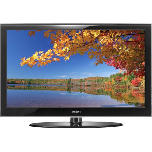 samsung ln37a550 37 1080p lcd tv ln37a550p3fxza b h photo. Black Bedroom Furniture Sets. Home Design Ideas