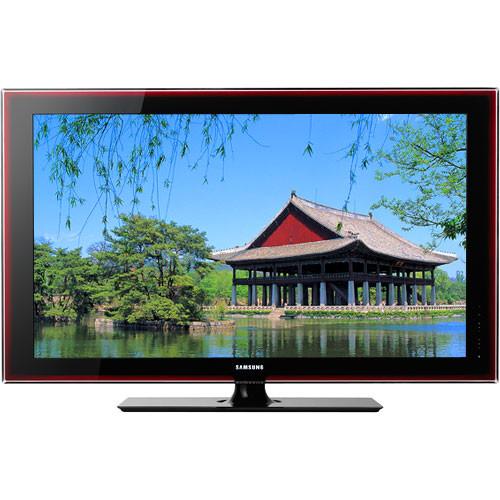 samsung ln52a750 52 1080p lcd tv ln52a750r1fxza b h photo rh bhphotovideo com
