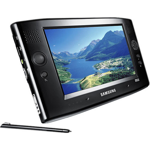 samsung q1 ultra mobile pc umpc with 900mhz intel np q1 v000. Black Bedroom Furniture Sets. Home Design Ideas