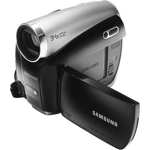 samsung schneider kreuznach camcorder 34x manual