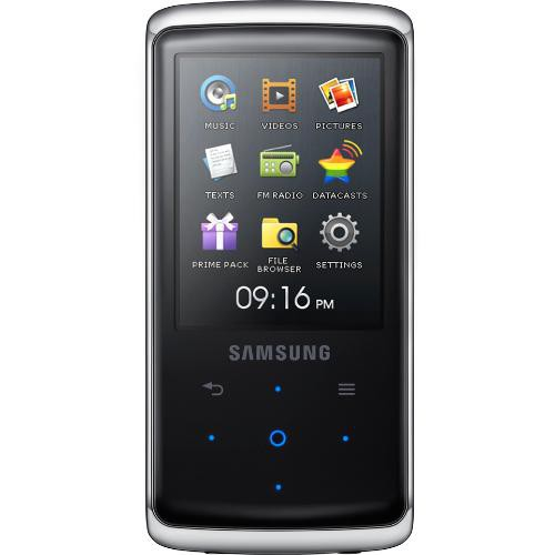 samsung q2 mp3 player black yp q2jcb xaa b h photo video. Black Bedroom Furniture Sets. Home Design Ideas