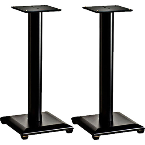 Sanus Nf36b Natural Foundations 36 Speaker Stand Nf36b B H
