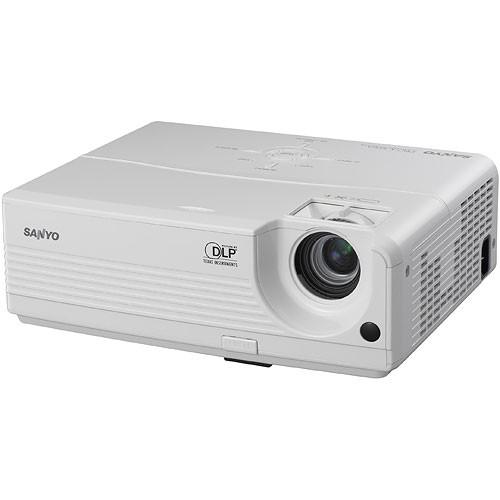 sanyo pdg dsu20n svga dlp projector pdg dsu20n b h photo video rh bhphotovideo com Sanyo Pro X Sanyo plc XM-100