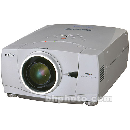 sanyo plc xp57l xga projector plc xp57l b h photo video rh bhphotovideo com sanyo pro xtrax multiverse projector service manual sanyo pro xtrax multiverse projector guide