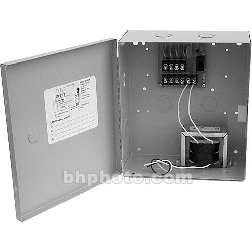 sanyo vaps2440 4 camera cctv 24volt ac power supply