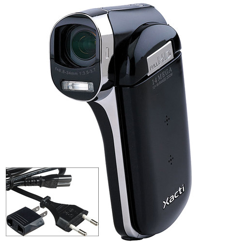 sanyo vpc cg10 dual camera xacti 720p hd camcorder vpc cg10bke rh bhphotovideo com Sanyo Xacti 14 Mega Sanyo Xacti Manual PDF