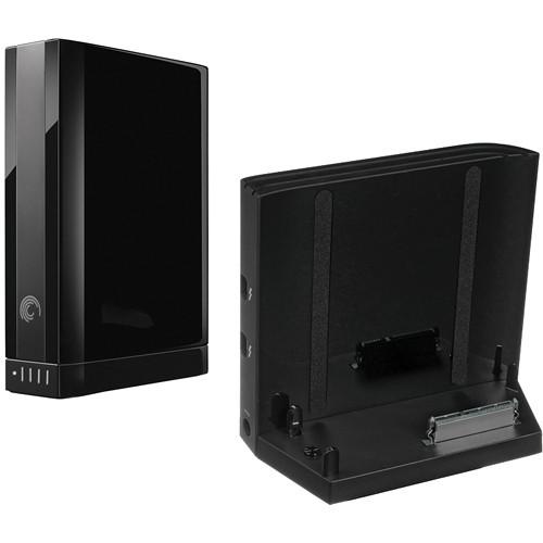 Good Seagate 2TB FreeAgent GoFlex Desk External Hard Drive With USB 3.0 U0026 GoFlex  Desk Thunderbolt Adapter