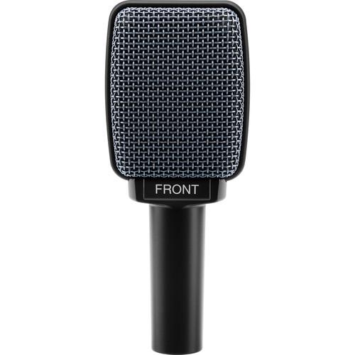 sennheiser e906 cardioid guitar microphone 500202 b h photo. Black Bedroom Furniture Sets. Home Design Ideas