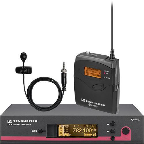 User manual sennheiser ew 100 eng g3 wireless and water-resistant.