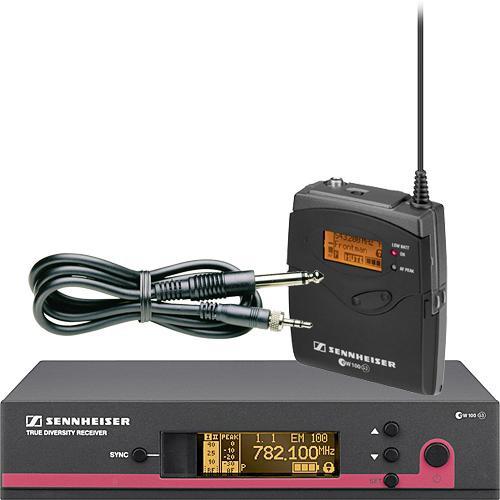 sennheiser em 100 g3 wireless receiver manual