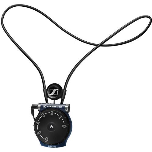 Sennheiser Rr 840 S Bodypack Receiver For Set 840 S 502014 B Amp H