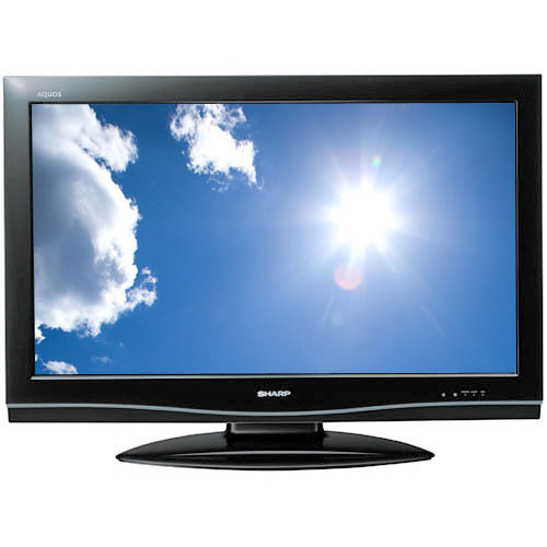 Sharp Lc37a53m 37 Aquos 720p Multi System Lcd Tv Lc 37a53m