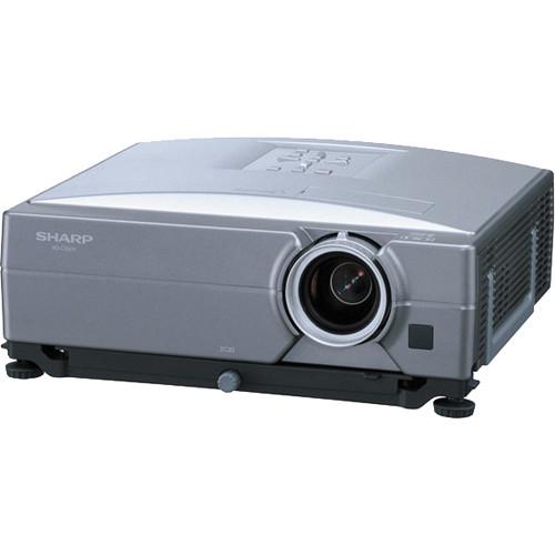 sharp projector. sharp xg-c335x multimedia projector