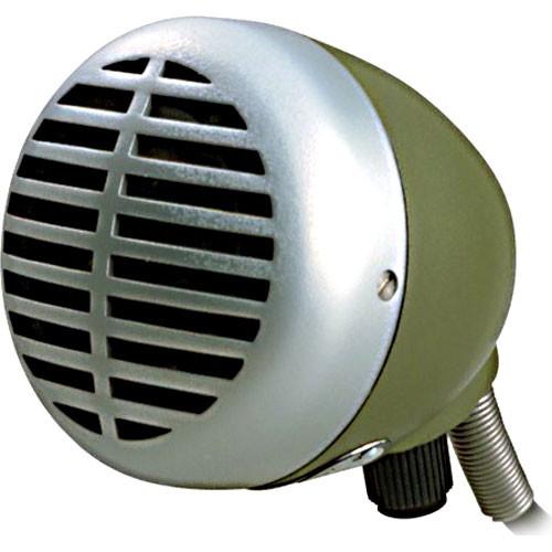 Shure Green Bullet : shure 520dx green bullet harmonica microphone 520dx b h photo ~ Hamham.info Haus und Dekorationen